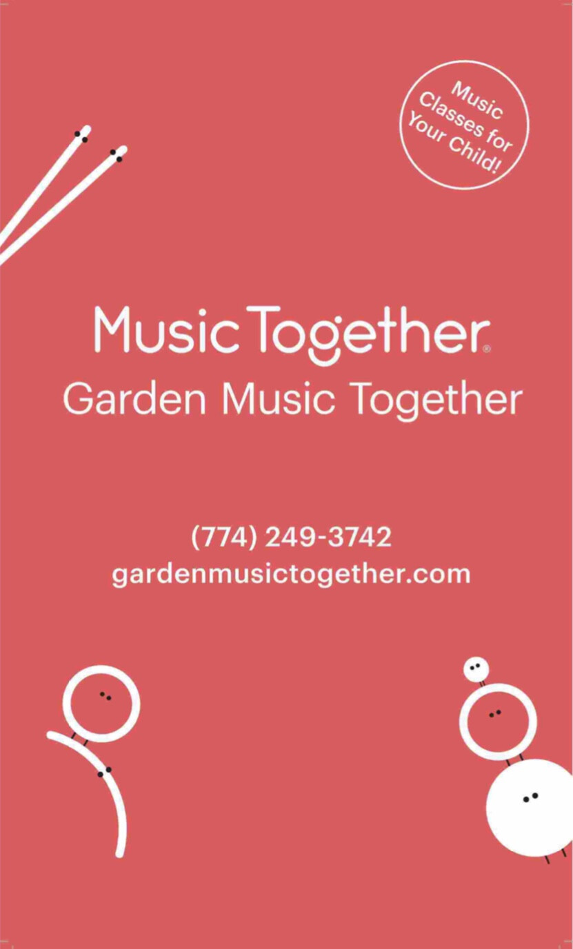 Garden Music Together